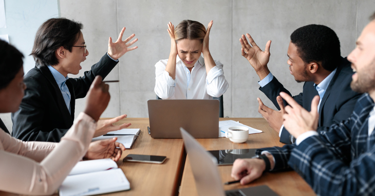 Know The Legal Action To Take Against Workplace Harassment And Bullying